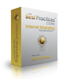 Internet Marketing for Architects Course box