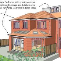 Lancashire Kitchen Extension