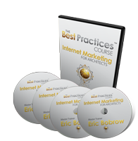 Internet Marketing for Architects DVD disks