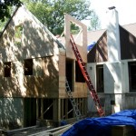 The remodel should be completed in late fall.